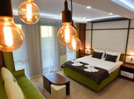Green Life Boutique Apartments, 班斯科