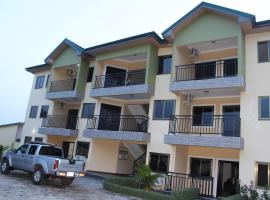 Evergreen Apartments, Adentan