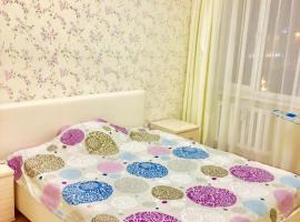 Apartment on Sauran 3/1, Astana