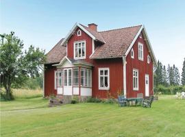 Holiday home Östra Hällasjö Broakulla, Kopparfly