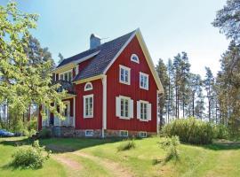 Holiday home Sisjön Silverstrand Älgarås, Älgarås
