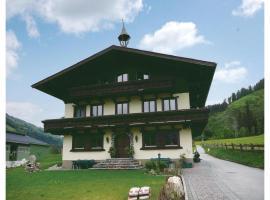 Apartment Hof Wagrain VII, Taxenbach