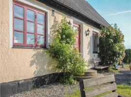 Three-Bedroom Holiday Home in Borrby, Borrby