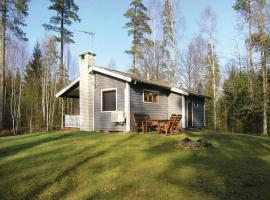 Two-Bedroom Holiday home Unnaryd with a Fireplace 05, Almesjö