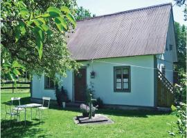 Holiday home Visby 54, Vall
