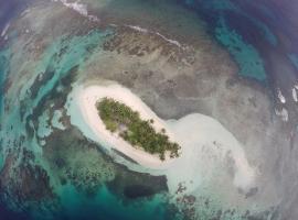 Isla Franklin- Cabaña Tubasenika, Cartí Yantupo