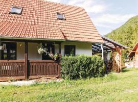 One-Bedroom Holiday Home in Hrabusice, Hrabušice