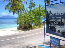 Anse Norwa Self Catering, Mahe