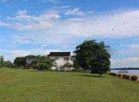 Baganara Island Resort, Poterima