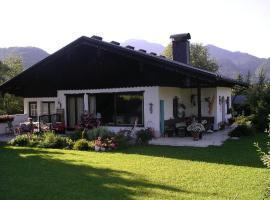 Landhaus Seitz, Strobl
