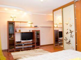 Apartment Irtyshskaya Naberezhnaya 29, Omsk