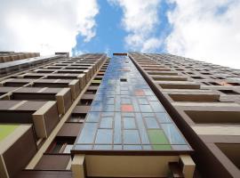 Apartament Novosibirsk in JK Evropeiskiy 3nd floor, Nowosybirsk