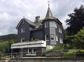 Villa Silbach, Winterberg