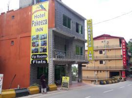 Hotel Pakeeza INN, Rāwāt
