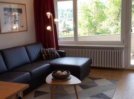 Alpen-Fewo, Residenza Quadra 322, Flims