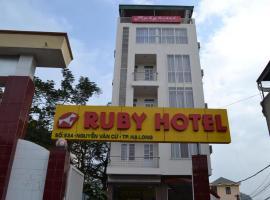 Ruby Ha Long Hotel, Halong