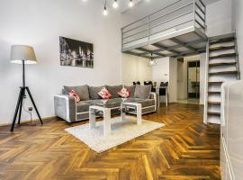 Apartament 1118 on Dietla Street, Cracóvia