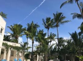 The Villa Luxury Suites Hotel, Diani Beach