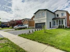 QuickStay - Beautiful 5bdrm House in Vaughan, Vaughan