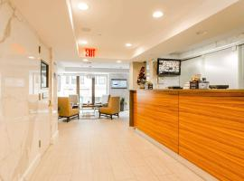 Best Western Bowery Hanbee Hotel, Нью-Йорк