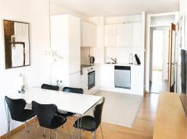Two-Bedroom Apartment in Berlin,