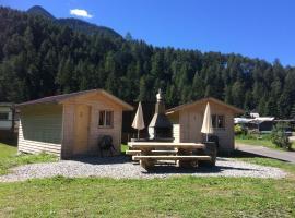 Camping Sur En, Sent