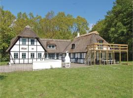Freulight Haus, Lohals