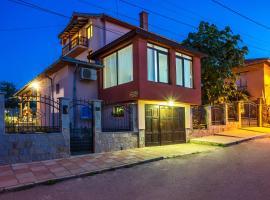 Klukarnika Guest House, Pavel Banya
