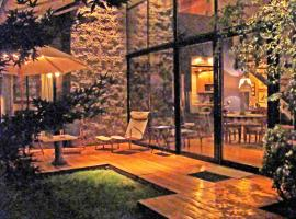 Luxury house jacuzzi & garden - rental in Mendoza, 门多萨