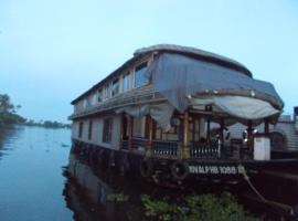 Lloyds House Boat - 4 Bed, Alleppey