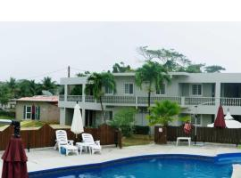 Karis Pool Villa On Saipan, 查兰卡诺亚