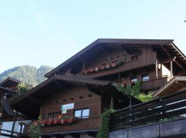 Gästehaus Wöll, Alpbach