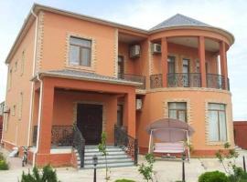 Villa in Shuvalan, Əzizbǝyov