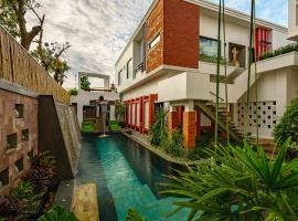 The Green Corner Unique Residence, Siem Reap