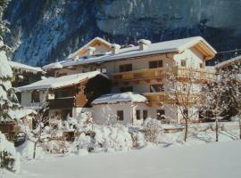 Gästehaus Rieser, Mayrhofen