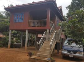 hang Rain homestay 45, Châmbák Dângkôm