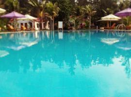 Saint Mary resort, Ke Ga