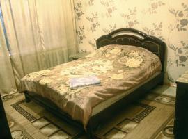Apartments on Ibraimova, 42, Bishkek