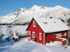 Holiday home Svolvær Kongsvatnveien, Svolvær