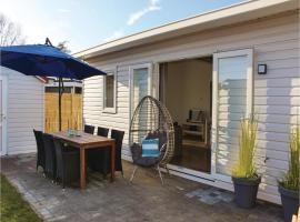 Three-Bedroom Holiday Home in Sint-Annaland, Sint Annaland