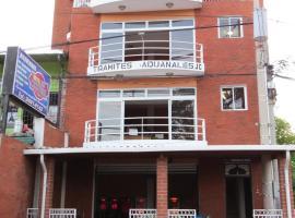 Hotel San Cristobal, San Cristóbal La Frontera