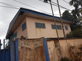 Auberge Bleu, Yaoundé