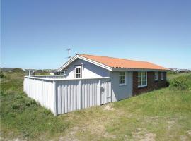 Holiday home Hvide Sande 8, Bjerregård