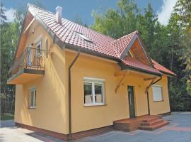Holiday home Grunwald Mielno IV, Mielno