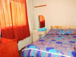 Hostel Climbing Point, Huaraz