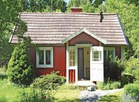 Holiday home Lilla Rävsmåla Karlskrona, Sibbamåla