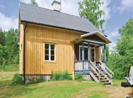 Holiday home Yafors Lidhult, Lidhult