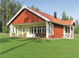 Holiday home Flattinge Skattegård Vittaryd, Kvänarp