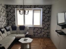 Apartament Agregat, Borysów