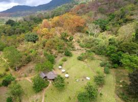Udzungwa Forest Tented Camp, Kisawasawa